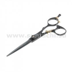 Прямые ножницы 09-MP-6.0 KITTY BLACK