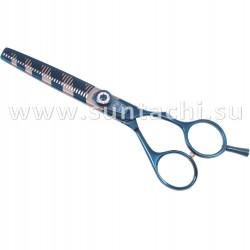 Филировочные ножницы HM-6035 Blue