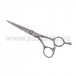 Прямые ножницы парикмахерские  AFJD-MP-5.5L ****